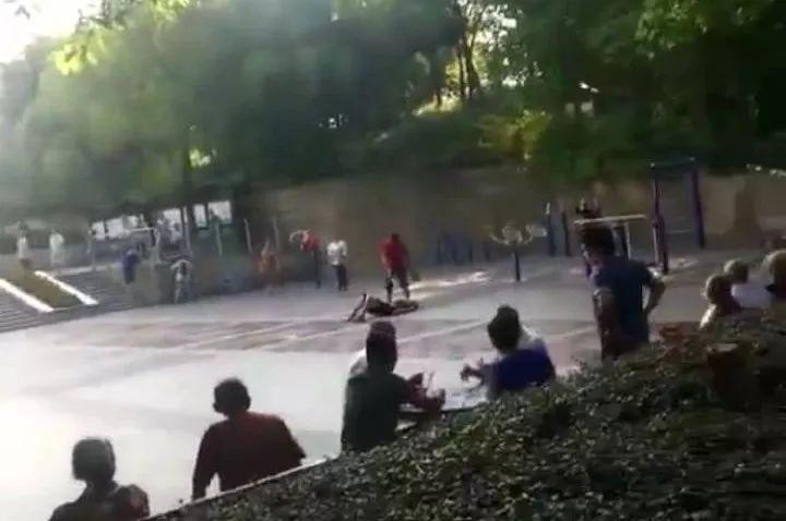网传慈溪峙山公园一死三伤?真相是…