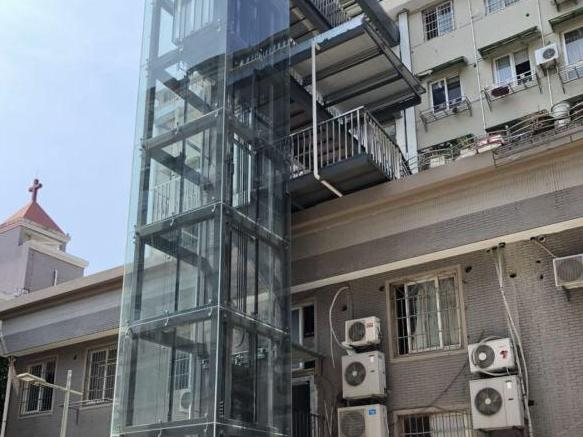 宁波又老小区加装电梯了!