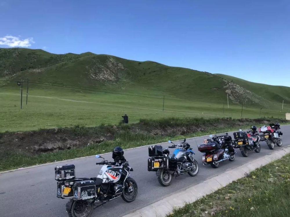 宁波这5个大叔骑行3600公里!从西宁到丽江