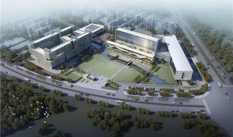 镇海中官路双创大街旁将建高水平大学 预计2020年建成