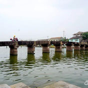集士港十三洞橋