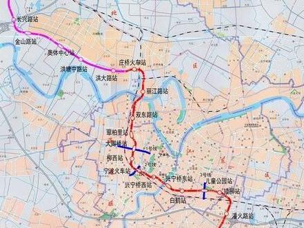 最新!宁波地铁4号线重大进展! 预计明年具备开通条件