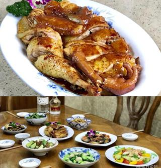 为父母与公婆做一桌年夜饭,好贤惠的女子!