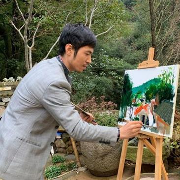 宁波未婚青年艺术家——沙刚