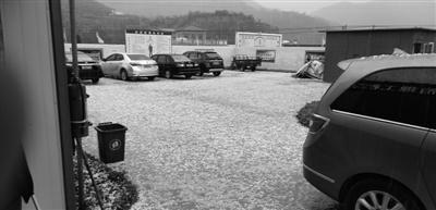 汽车破相春茶零落 宁波今年首场冰雹为何这么凶?