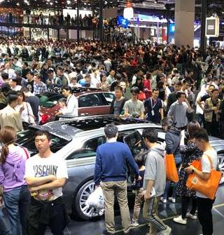 看了上海车展,才感觉差距不是一般的大!