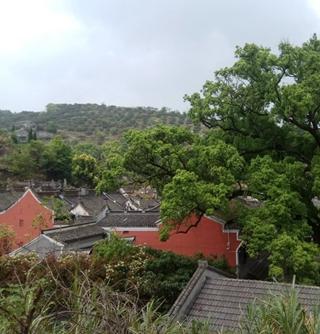 鄞州区有座高大上的祖庙,南宋建的!