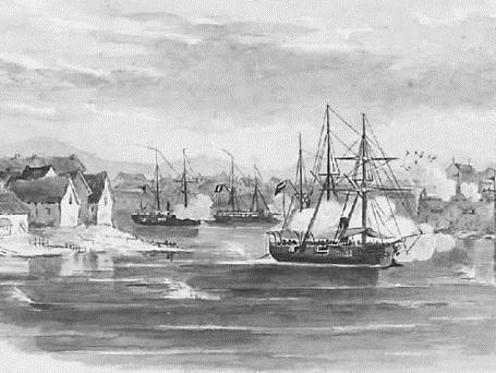 近代西方人眼中的宁波(十四)宁波开埠后的现状:贸易、商业、天一阁...