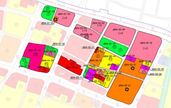 旧城空间如何存量规划?看百丈地段的这些地块怎么用