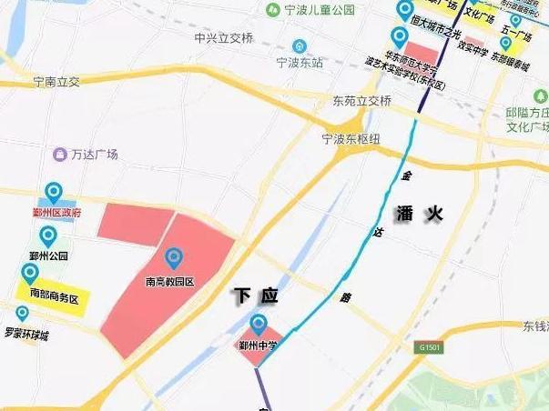 重磅!新宁波东站拟建在云龙!火车、高速、地铁、城铁汇聚...