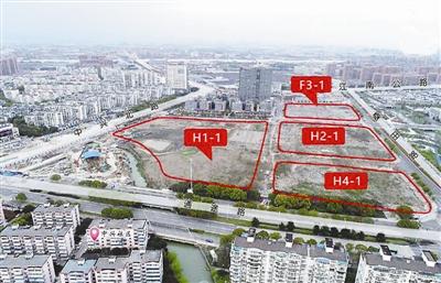 总价37.2亿元 老江东达升路美食街地块出让