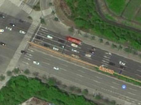 通途西路这里的可变车道是不是不够科学?天天堵!