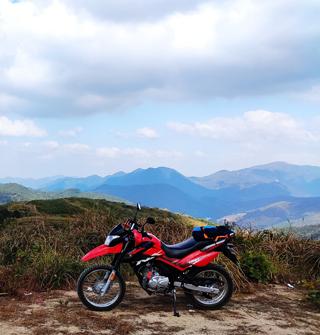 骑上心爱的小摩托去巡山,里面有太多宝藏!