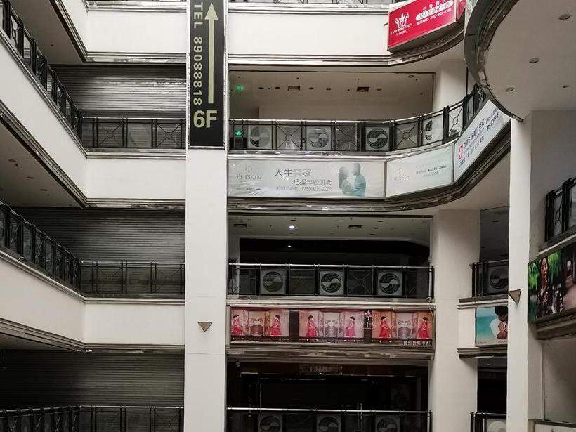 二十年前,宁波最顶级的商厦,现在已人去楼空