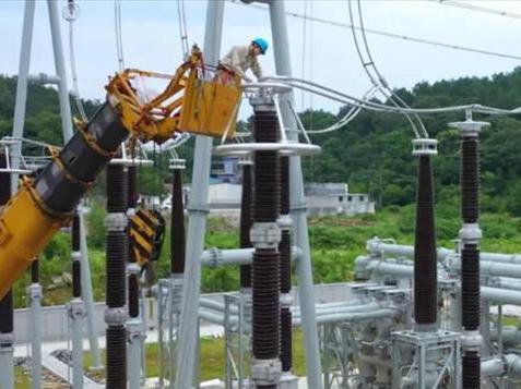 北仑第2座500千伏超高压变电站启动投产