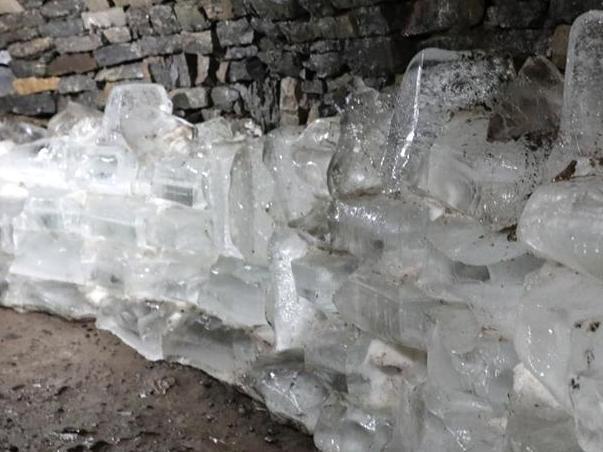 我们这是被太行山奇怪的冰洞,给骗了?