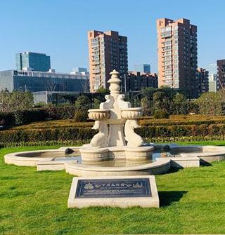 宁波中法友谊公园呼之欲出,位于东部新城