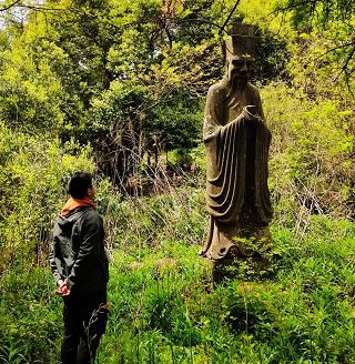 寻访东钱湖的三座古墓,感受宁波的历史积淀