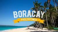 ●●(特惠 ) 杭州口岸 2018年(1-2月)菲律宾长滩岛 自由行·2P
