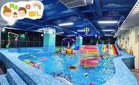 【周末去哪儿】2月4日34-36℃恒温室内水上乐园 饮用水标准级别水质 让孩子在水池中自在畅玩(3-6岁)