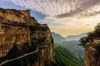国庆10.2-6魏巍南太行,动人心魄的极至景观!我的绝壁雄心之旅!