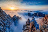 12月27-28日黄山下周将下一周的雪!勇登冰雪黄山,赏雾凇云海,无敌雪景!(两天)