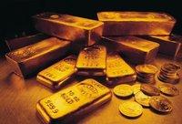 国际金价连跌四日 创一个多月收盘新低